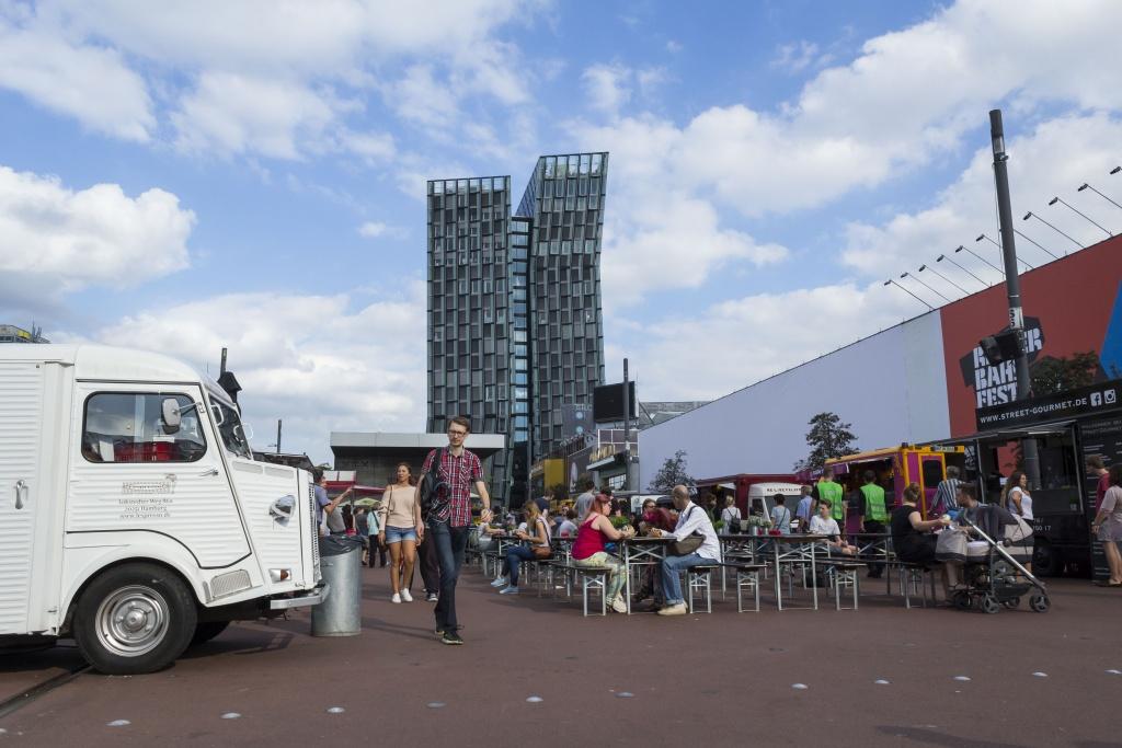 Food Trucks - Spielbudenplatz