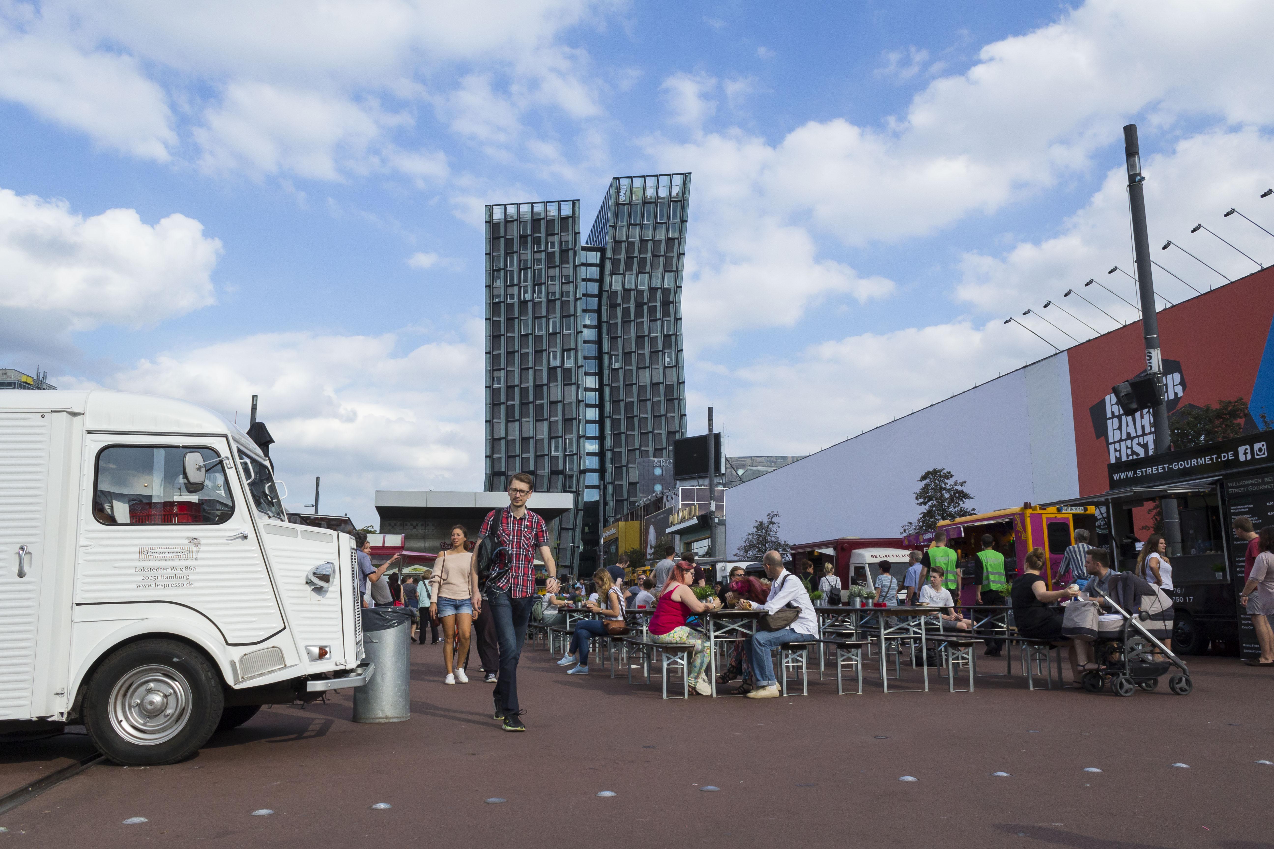 food trucks spielbudenplatz freihafen. Black Bedroom Furniture Sets. Home Design Ideas